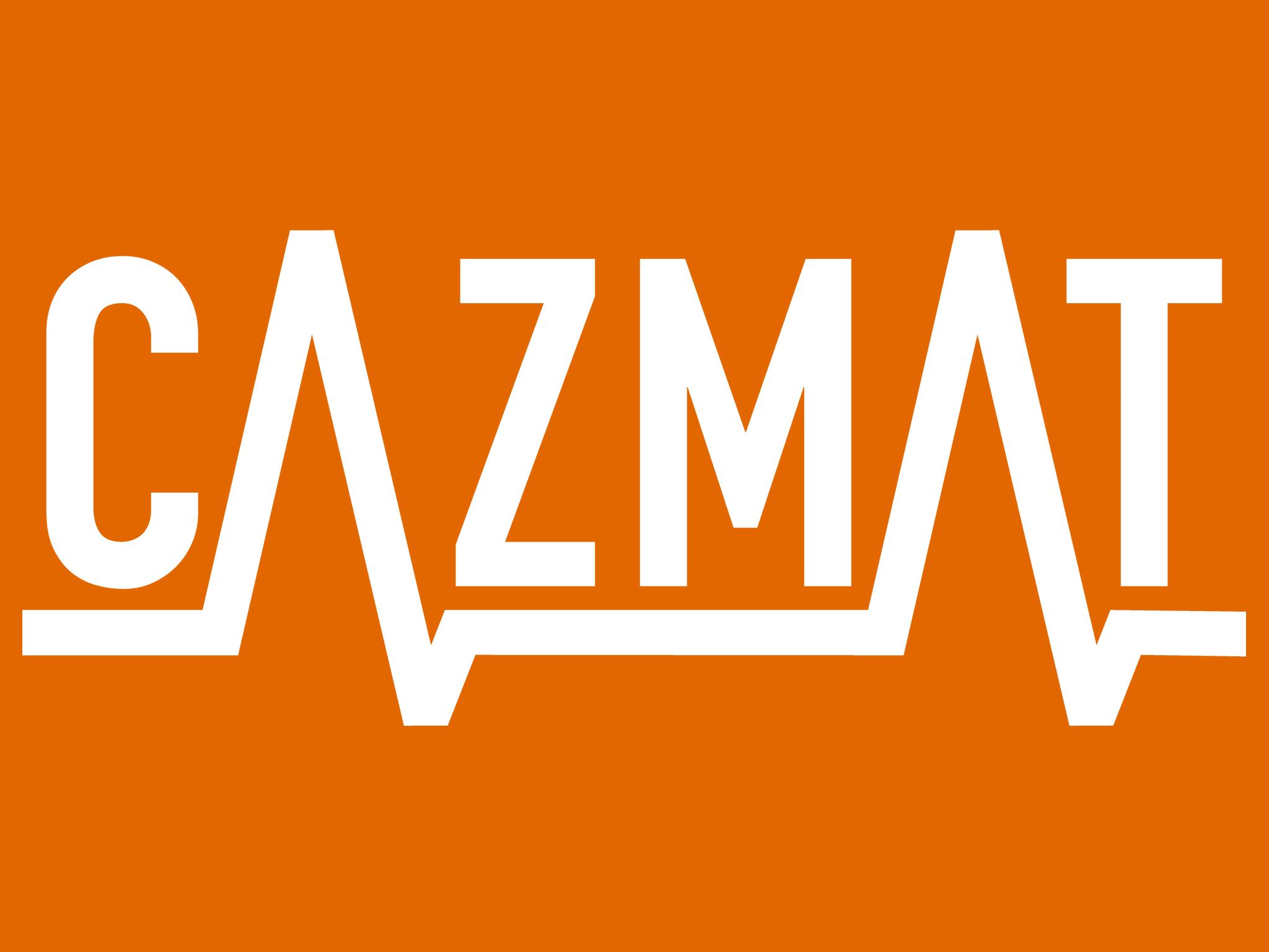 CAZMAT logo