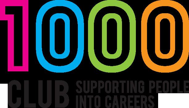 1000 Club logo