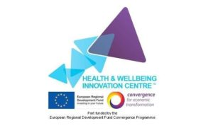 Health and Wellbeing Innovation Centre logo
