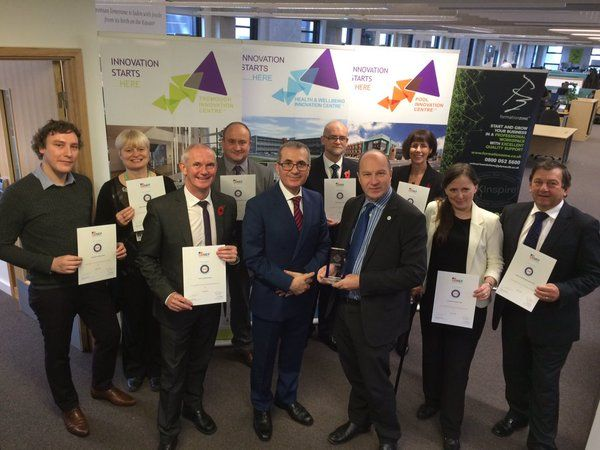 Formation Zone and Cornwall Innovation receive NEF accreditation