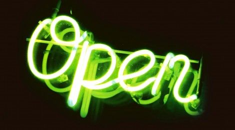 Open to everyone banner