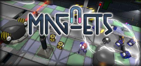 MAGNETS game banner