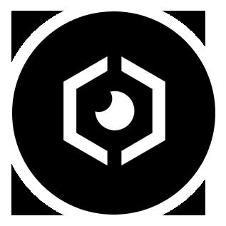 TruVision pin logo
