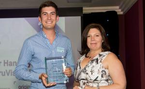 Connor wins breakthrough award