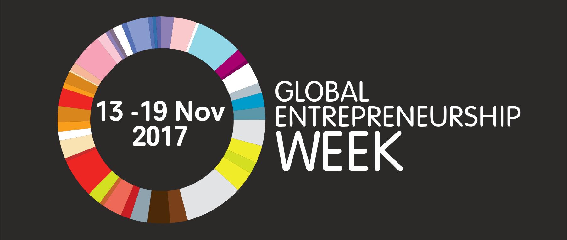 Global Entrepreneurship Week 2017 logo