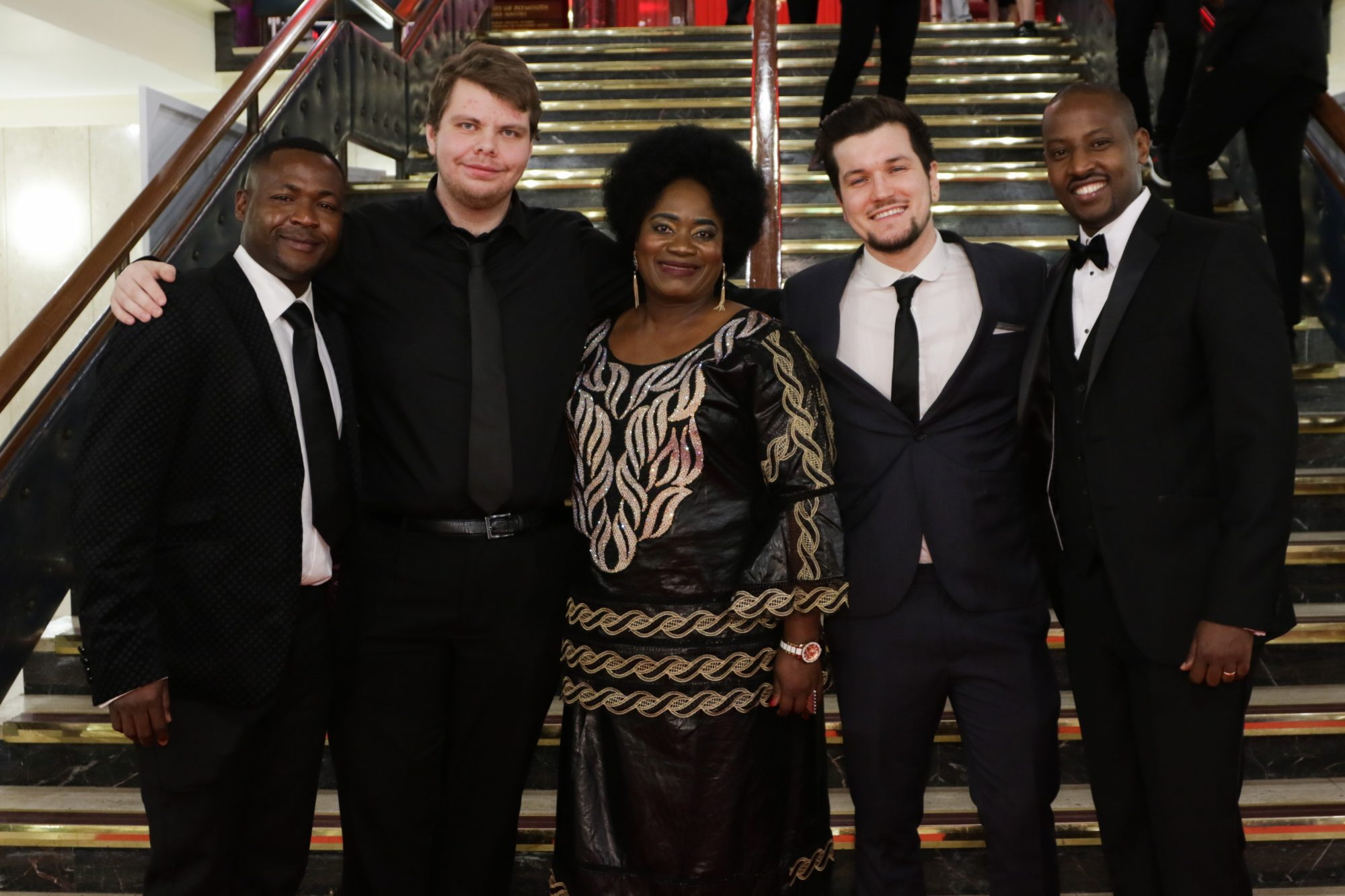 DBI Directors and the BAME Awards sponsors One Polygone.